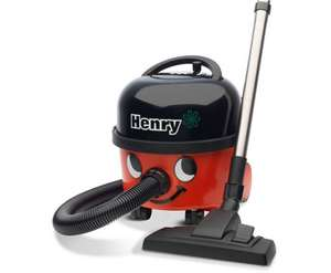Henry HVR200A2 Bagged Cylinder Vacuum Cleaner (incl Free Next Day Delivery) £85.50 @ AO