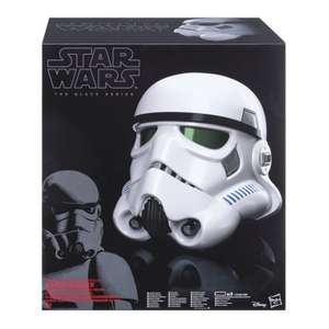 Star Wars Black Series Stormtrooper Helmet - Available on pre order £59.65 at Amazon
