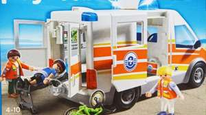 Playmobil Ambulance £17.99 Free Delivery @ Argos