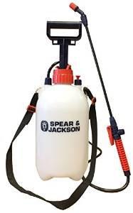 5L Spear & Jackson Pump Action Pressure Sprayer @ Amazon - £6.45 (prime) / £11.20 (non prime)