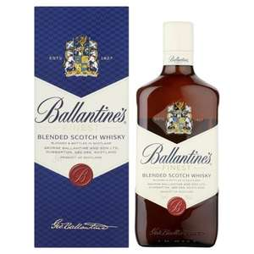 Ballantines finest blended scotch whiskey £14.49 (Prime) @ Amazon