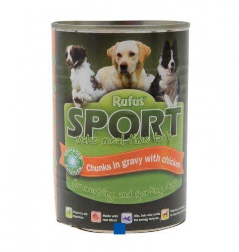 rufus sport Dog Food  MEGA value 35p @ sports direct