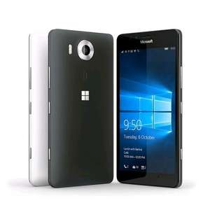 Microsoft Lumia 950 sim free unlocked for £249 with display dock @ Microsoft Store