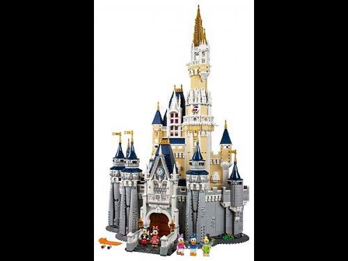 Lego Disney Castle £289.99 @ The Lego Shop