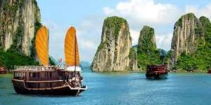 From Edinburgh: Explore Amazing Vietnam 13-31 March £602.24pp @ Hotels.com