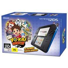Nintendo 2ds console yo Kai watch or new style boutique 2 GAME UK