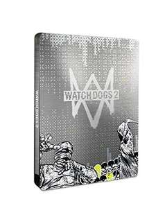 Watch Dogs 2 steelbook edition (PS4/XB1) £47 at Amazon