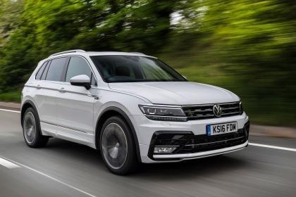 VW Tiguan 2.0 TDi BMT 150 4Motion R-Line 5dr DSG - £233.74 x23 + £2103.62 deposit + £300.00 Processing fee = £7779.64