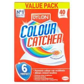 Dylon Colour Catcher pack 40 £3.00 @ Asda