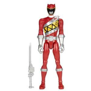 Power Rangers Dino Charge 30cm Ranger (2 for £14 instore)  RRP£12.99 at Asda