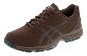 Asics Gel-Nebraska Chocolate Brown Womens where £75 now £9@ Asics Outlet,Junction One,Antrim. Seen sizes 6.5/7/8/8.5/9 available instore