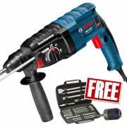 Bosch GBH 2-24 D Bosch 3 Mode 2kg SDS Plus Rotary Hammer Drill £89.99 ex VAT £107.99 inc VAT @ ITS