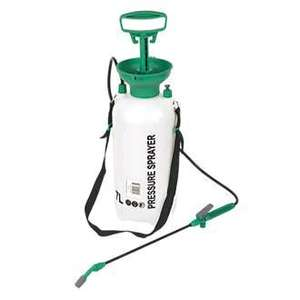 7 Litre Pressure Sprayer - ScrewFix - was £14.99 - Now £9.99 Can pick up from store or next day delivery