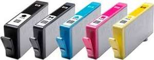 HP 364 Ink Cartridges Colour and Black £6.25 reduced from £25!
