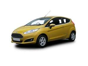 Personal contract hire deal Ford Fiesta Hatchback 1.0 EcoBoost 140 Zetec S 3dr £149.99 p/m £3749.76 @ WFS