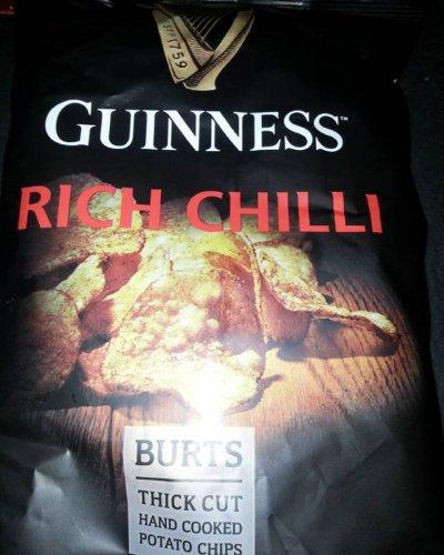 Guinness Crisps £1 Aldi