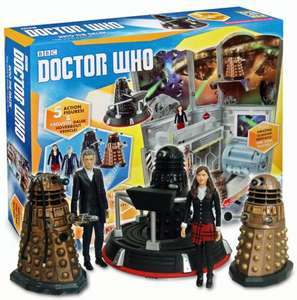 argos - Doctor Who Into the Dalek Value Set £9.49 [was £24.99] free c&c