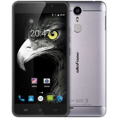 Ulefone Metal 4G Smartphone  -  SILVER 188854102 Android 6.0 5.0 inch Corning Gorilla 3 Screen MTK6753 Octa Core 1.3GHz 3GB RAM 16GB ROM Fingerprint Scanner GPS OTG Bluetooth 4.0 -  £87.48 GearBest