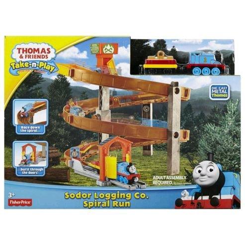 thomas take n play down to £12.50 Tesco
