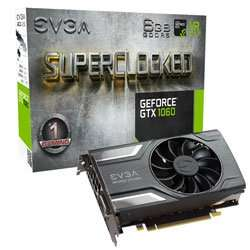 EVGA GeForce GTX1060 SC 3gb £192.08 @ Ballicom