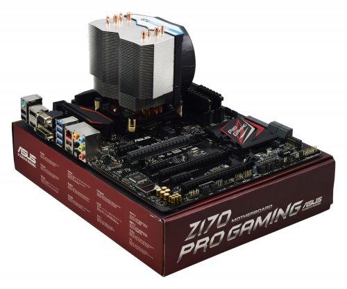 Intel Core i7 6700K + Asus Z170 Pro Gaming Motherboard + Arctic Freezer 13 CPU Cooler Bundle - £419.99 @ AWD-IT