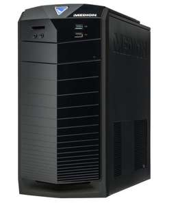 i3-4160 - 4GB RAM - 1TB HDD - GTX 750TI - WINDOWS 10 (Refurbished) £235.95 Delivered @ Medion shop