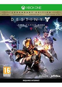 [Xbox One/PS4] Destiny: The Taken King-Legendary Edition (Base.com) - £18.99