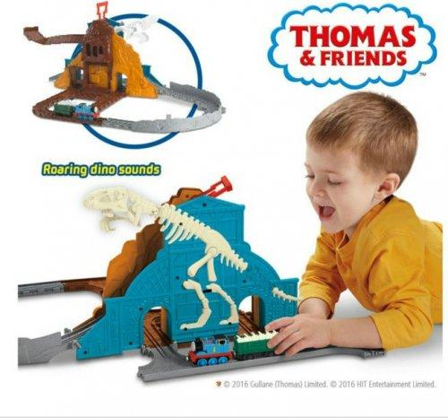 Thomas & Friends Take-n-Play Roaring Dino Run. £23.99 Argos