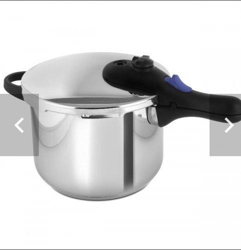 6L stainless steel pressure cooker for £26.10 using voucher code. wayfair.co.uk