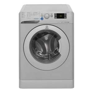 XWE91483XS Indesit Washing Machine 9kg Load 1400 Spin Speed A+++ with 6 months supply of Ariel FREE + 10 year motor and parts guarantee £279.99 delivered @ Hughes