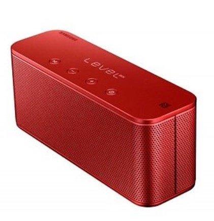 Samsung Level Box MINI nfc bluetooth speaker RED o2 eBay for £29.99