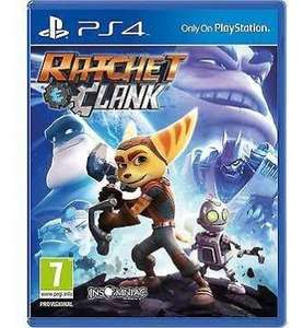 Ratchet & Clank PS4 £15.85 @ ShopTo + FREE delivery