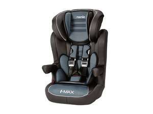 NANIA I-Max Children's Car Seat @ Lidl