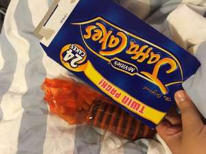 150g x2 Jaffa cakes(Twin pack) NOW £1.00 @ Tesco