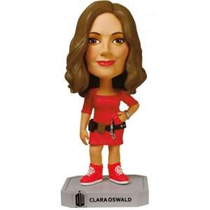 Clara Oswald (Doctor Who) Wacky Wobbler £1.99 @ Home Bargain