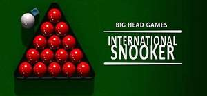 [Steam] International Snooker - 97p - IndieGala (Plus receive a free copy of Nail'd)