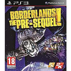 Borderlands The Pre-Sequel PS3/XB360 £2.00 @ Tesco Direct