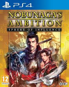 Nobunaga's Ambition PS4 £15.85 @ Simply Games