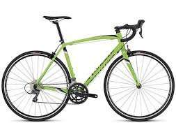 Specialized Allez 2016 E5 Road Bike in Monster Green with Claris and Carbon Forks (£300 on the cycle to work scheme) or £450 instore @ SCS