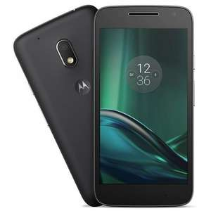 Moto G4 Play 16GB White/Black PAYG Upgrade on Vodafone £89.99 @ CPW