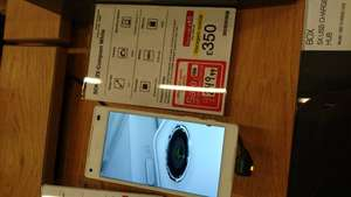 Sony Z5 Compact - £249 @ Heathrow Terminal 5 Dixons Travel