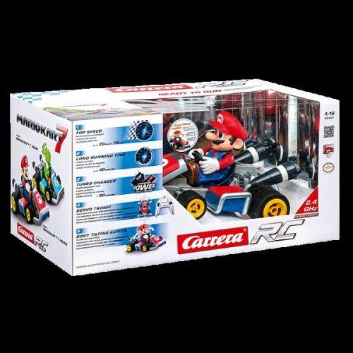 Carrera Mario Kart 1:16 scale Radio Control Car £39.99 @ Argos eBay