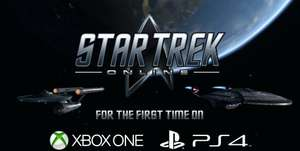 star trek online - Xbox One/PS4