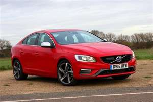 Volvo S60 Saloon T4 [190] SE Nav 4dr [Leather] Cash price £19888.75 (saving £7536)