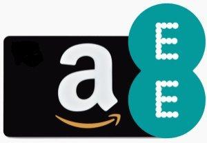 EE Unltd mins & texts, 8GB (4G) £19.99 p/m 12 months = £239.88 @ EE (£13.74 p/m after £75 Amazon voucher) & 6 months' Apple Music & BT sport
