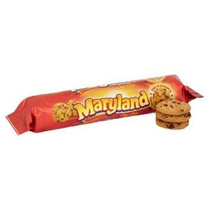 Less than half price Maryland  cookies 200g 57p  Tesco!!