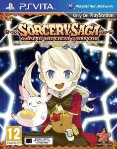 Sorcery Saga: Curse of the Great Curry God (PS Vita) £14.99 (Prime) £16.98 (Non-prime) @ Sold by APE-GAMES and Fulfilled by Amazon