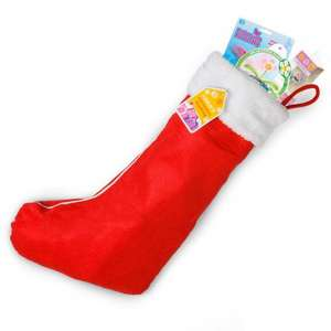 Girls 8+ pre-filled Christmas stocking £11.49 delivered @ Stocking Fillers