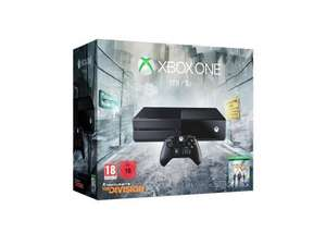 Xbox One 1TB Console (Black) with The Division on Xbox One £189.99 simplygames