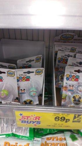 Disney Tsum Tsum 69p Home Bargains